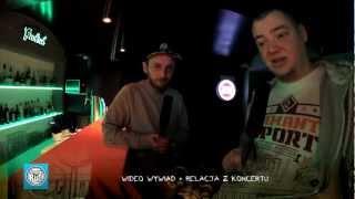 Zajawka relacji z koncertu Małpy w Baker Street + wywiad (07.02.2013, Poznań)