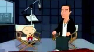 Eminem On Family Guy