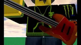 Roblox Music Video - Nirvana - Smells Like Teens Spirit