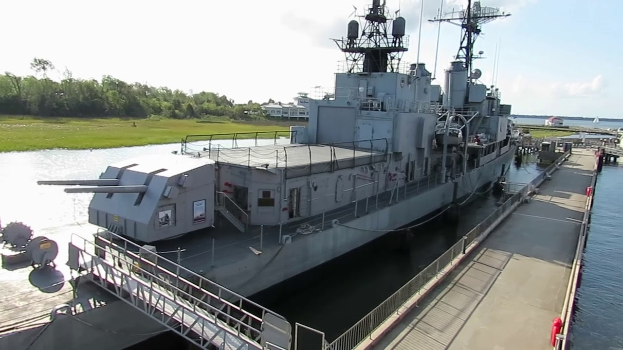 A Walk Through Patriots Point Naval & Maritime Museum
