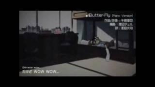 Digimon Butter-Fly (Fandub Español Latino) Piano Version