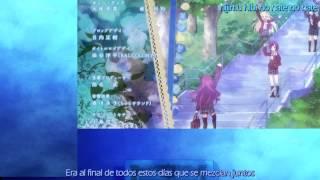 Hanayamata Ending Sub Español