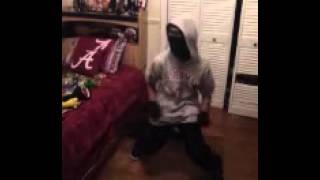 "Mask Boy Turning Up ""Drop That NaeNae"""