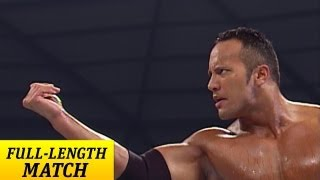FULL-LENGTH MATCH - SmackDown - The Rock vs. Edge and Christian width=