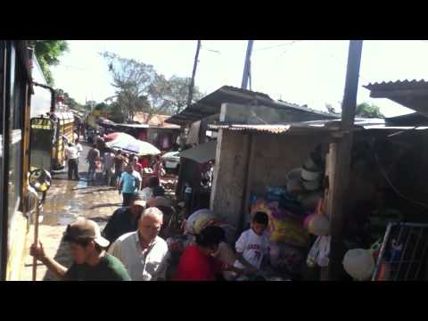 Bus Terminal Masaya, Nicaragua