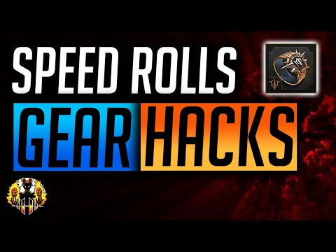 RAID: Shadow Legends | Speed Roll Hacks, Save time, Spend time with your better half!