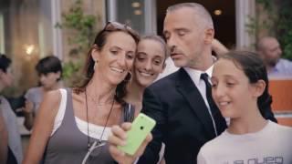"""Backstage del video """"Sei un pensiero speciale"""" Eros Ramazzotti"""