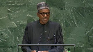 🇳🇬 Nigeria – President Addresses General Debate, 73rd Session