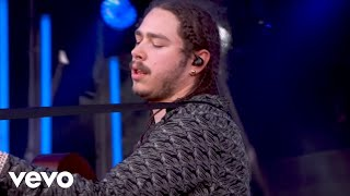 Post Malone - Go Flex (Live From Jimmy Kimmel Live!)