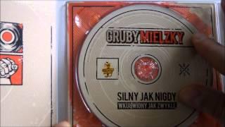 """Unboxing: GRUBY MIELZKY """"SILNY JAK NIGDY, WKURWIONY JAK ZWYKLE"""""""