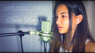 Cold Water ☔️ J.B [Adrianna Siena] Live Cover