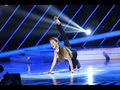 Smaranda Moisescu, număr inedit de balet la Next Star!