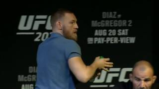 UFC 202: Connor McGregor You'll do nothing