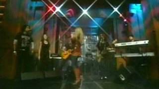 Hannah Montana Live on Regis and Relly - I've Got Nerve