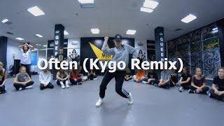 [workshop] Often - The Weeknd (Kygo Remix) / Choreography by Irka Petrischeva