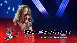 Laura Vargas – I'd Rather Go Blind | Tira-Teimas | The Voice Portugal