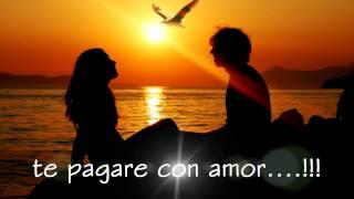 Te Pagare Con Amor - Nikko Ponce (Letra- OFICIAL)