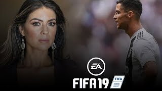 Cristiano Ronaldo fora do FIFA 19!