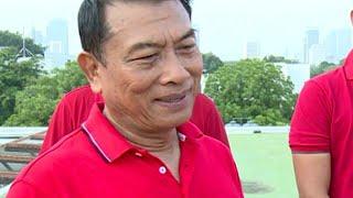 Menkopolhukam Wiranto Bertemu SBY, Ini Tanggapan Moeldoko
