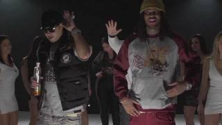 French Montana & Waka Flocka Ft. Chinx Drugs - Black And White Girls (Official Video)