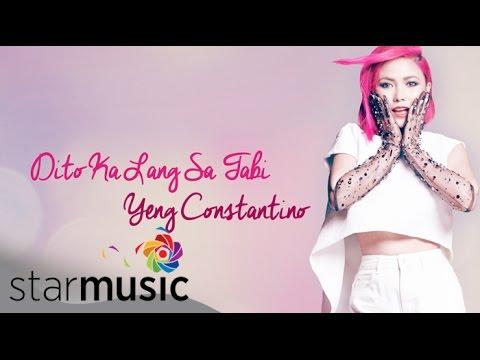 yeng-constantino-dito-ka-lang-sa-tabi-official-lyric-video-abs-cbn-starmusic