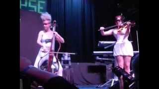 Eklipse LIVE @ The Grove Anaheim 9/21/2013