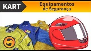 Equipamentos de Segurança para Kart Indoor