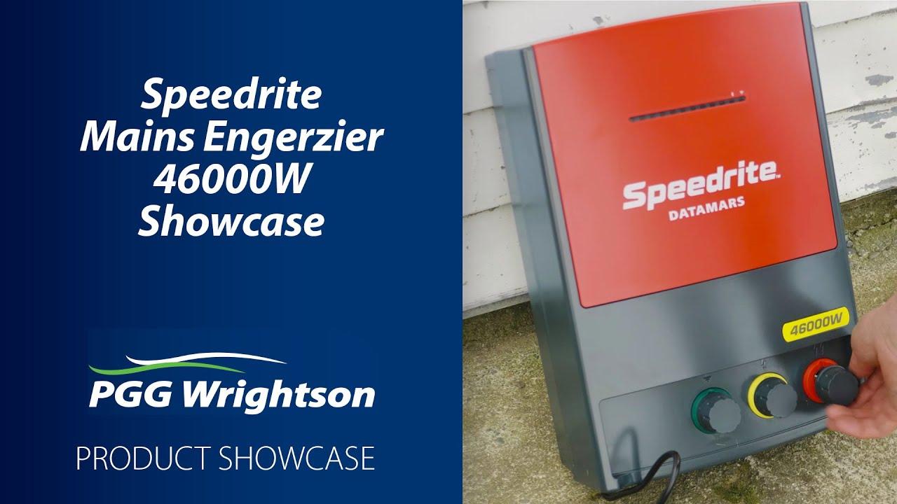 Speedrite Mains Energizer 46000w Showcase | PGG Wrightson
