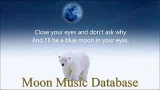 Big Star Blue Moon Lyrics