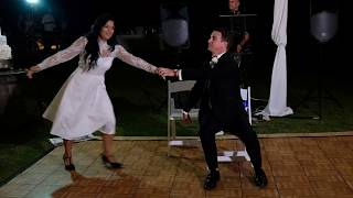Wedding Dance to Parov Stelar