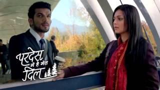 Pardes Mein Hai Meraa Dil Title Song