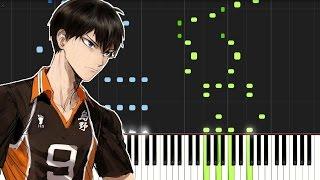 Haikyuu!! S3 Ending - Mashi Mashi (Piano Tutorial)