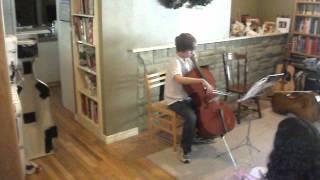 Reed's Cello Videos 001