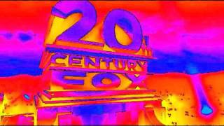 20th Century Fox Home Entertainment Intro Earrape Version