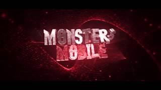 "($) - Intro - ""Monsters Mobile""   SkylerArtz"