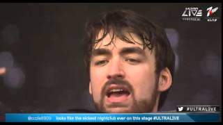 Oliver Heldens & Shaun Frank feat. Delaney Jane - Shades  [Live from UMF Miami 2015]