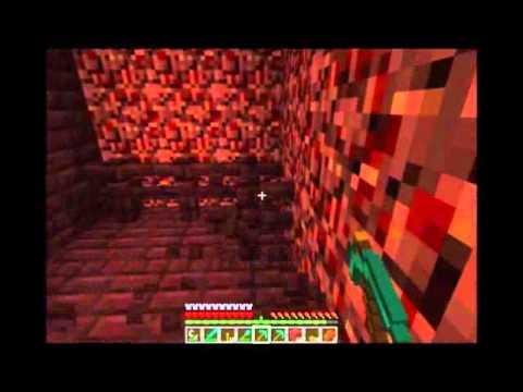 Minecraft Rehber 4. Bölüm Part 2 Nether'e Erken Giriş