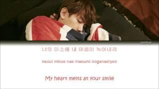 Beautiful (두근거려) - Baekhyun (백현) (Color Coded Han|Rom|Eng Lyrics) [EXO Next Door OST]