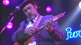 Roy Buchanan - Peter Gunn 1985 (live)