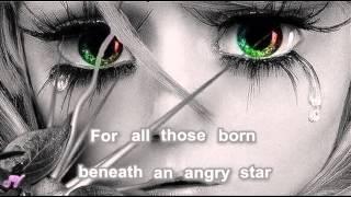 Sting Fragile Lyrics