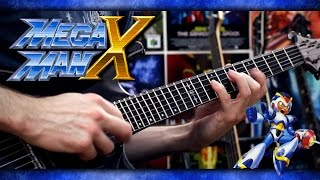 Mega Man X: Intro Stage Theme - Metal Cover
