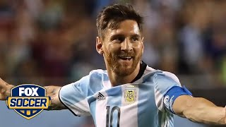 Lionel Messi comes out of international retirement