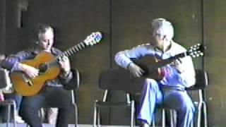 John Williams y Paco Pena - Tarrega - Recuerdos de la Alhambra.mpg