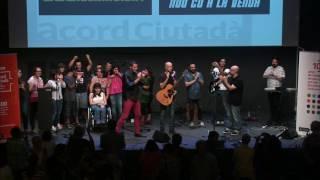 10 anys treballant en Xarxa per una Barcelona Inclusiva. Concert (part2)