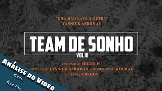 Kid Mc - Analisa - Uma Mão Lava a outra - Yannick Afroman (Paródia)