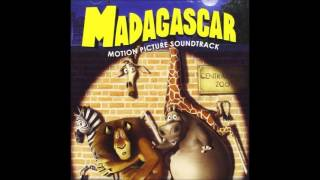 Madagascar Soundtrack 05 Whacked Out Conspiracy - James Dooley