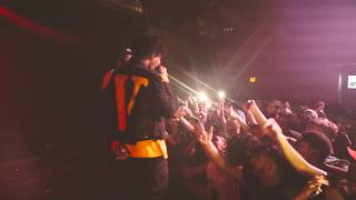 "Maxo Kream Playboi Carti ""Fetti"" live at sold out show in Houston TX"