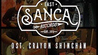 Sanca Records - Shinchan Opening Indonesia (Rock Version) Cover