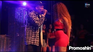 YG Steals A Crowd Members Girlfriend In the UK And She Twerks For Him #OnTourWithFontz