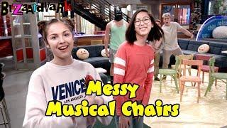 Messy Musical Chairs | Bizaardvark | Disney Channel